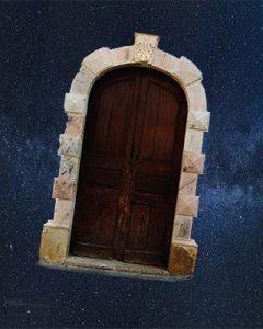 doorway appears giving opportunities to improve