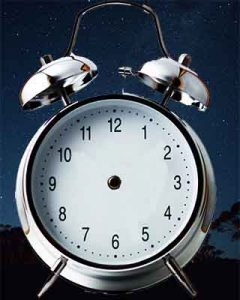 clock with no hands timeless personal growth